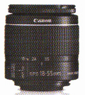 EF-S 18-55 f35-56 IS II-ob